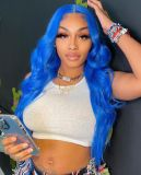 Youmi Human Virgin Hair Pre Plucked Ombre Lace Front Wig And 5x5 Lace Wig For Black Woman Free Shipping (YM0294)