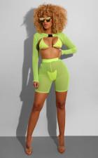 Sexy Swimsuits Bikinis 4 Piece Sets SFY-115