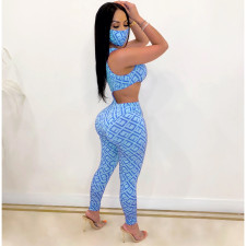 Sexy Tight Bodysuit + Pants Suit (including mask)  OSM-4114