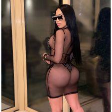 Sexy 3Pcs Swimsuit Hot Drilling Bikini Sets+Mesh Dress YIS-507