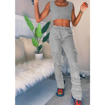 Casual Sports Thicken Long Sweatpants HHF-9060
