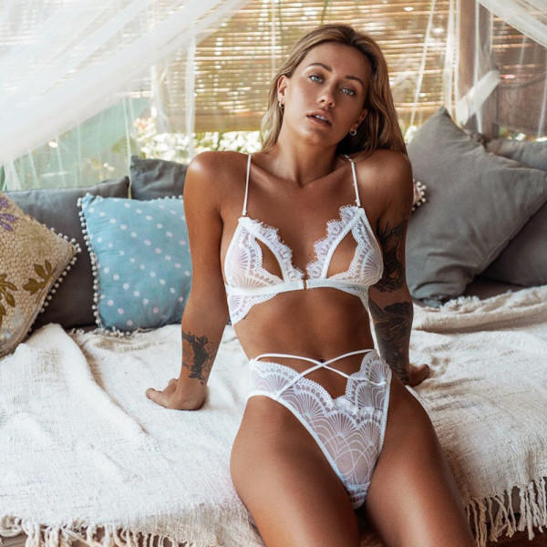 Sexy Lace Underwear Lingerie Sets MDNF-10116