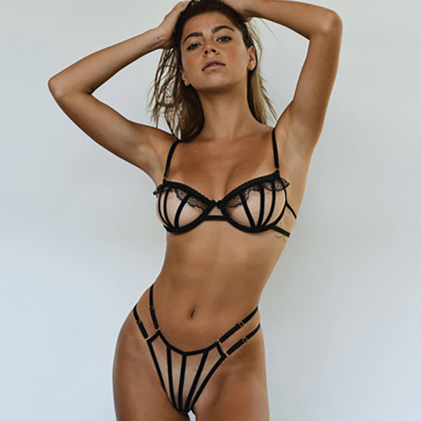 Sexy Bandage Underwear Lingerie Sets MDNF-12210