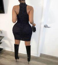 Sexy Sleeveless Bodycon Dress PIN-8575