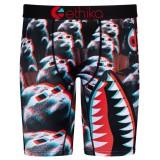 Casual Printed Skinny Shorts OD-8440