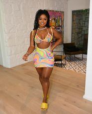 Sexy Bra Top+Sling Mini Skirt 2 Piece Sets MDF-5241