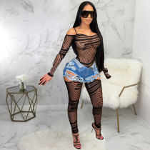 Sexy Denim Ripped Hole Jeans Shorts HSF-2480