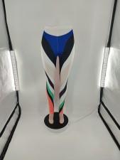 Plus Size Casual High Waist Skinny Leggings Pants BLI-2399