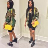 Fashion Casual Style Camouflage Jacket OY-6303