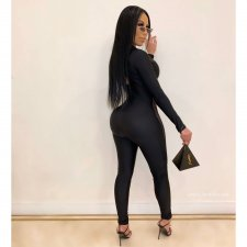 Sexy Long Sleeve Bodycon One Piece Jumpsuit HMS-302