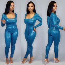 Sexy Bodysuit And Skinny Pants Two Piece Sets YN-063