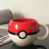 Pokemon Poke Ball Thermos Ceramics Cup 400ML