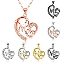 Mother's Day Gift Mama Necklace