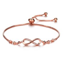 Luxurious Crystal Bracelet adjustable Bracelets