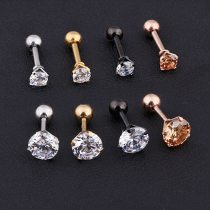 Star Crystal Cartilage Earring