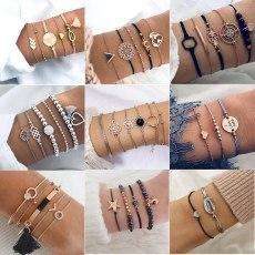 Shell Charm Link Bracelet Jewelry Accessories