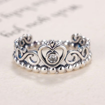 My Princess Queen Crown Engagement Ring