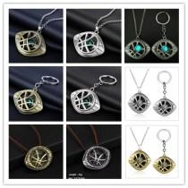Marvel Comics Movie Avengers Jewelry Doctor Strange Necklaces & Pendants