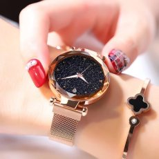 Magnet Buckle Starry Watches
