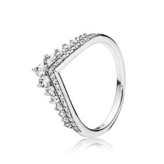 Zircon Jewelry Simulation Diamond Ring