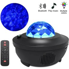 LED Music Starlight Projection Light Bluetooth Voice Control