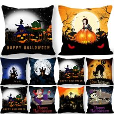 Halloween Decoration Cartoon Pumpkin Pillowcase