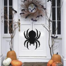 1PC Halloween Non-woven Fabric Door Hanging Decor