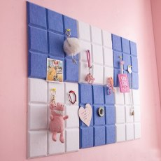 Felt Letter Message Board Wall Decoration