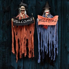Halloween Hanging Ghost Haunted Horror Props