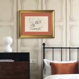 High-end European Art Decorative Painting Retro Living Room Painting