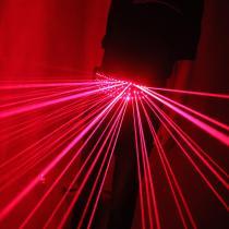Red Laser Waistband Belt Led Girdle Glowing Gloves Glasses Christmas Halloween Nightclub EDM Festival Performance