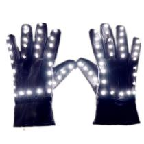 LED Stage Gloves Luminous GloveFor Michael Jackson Billie Jean Dance for Christmas