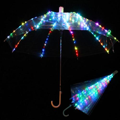 LED Light Umbrella Stage Props Isis Wings Laser Performance Women Belly Dance As Favolook Gifts Costume Accessories Dance