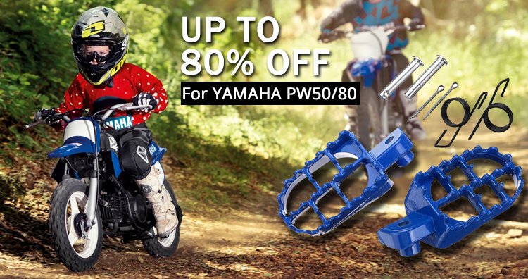 For YAMAHA PW50/80 Bike