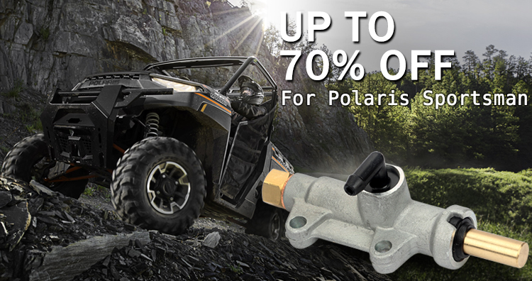 For Polaris Sportsman ATV