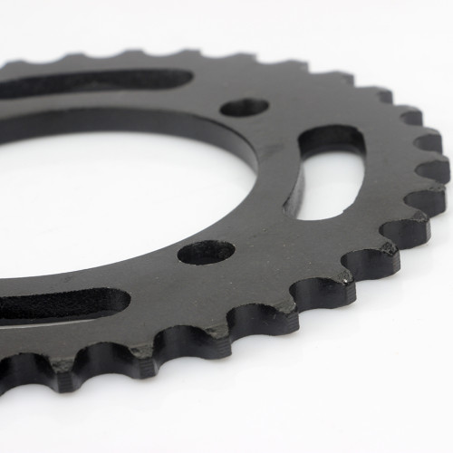 420/428 sprocket 37 tooth 76mm diameter for CN CRF50 CRF70 XR50 Dirt Pit Biike