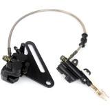 Black 15MM Hydraulic Rear Disc Brake Caliper 150-250CC For Motorcycle Dirt Bike