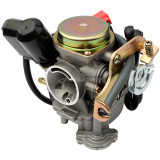 Carburetor Manifold Intake Boot GY6 50cc Verucci Qingqi QM50QT-6V Moped Scooter
