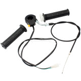 Handle Grips Throttle Cable Kill Switch For 50CC-110CC XR50 CRF50 Pit Dirt Bike ATV