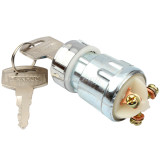 Universal 3 Wire Key Ignition Switch 70cc - 250cc Go-Kart Dune Buggy Cart UTV