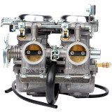 PD26JS Carburetor CB125T CB125 CA CB250 Cl125-3 Double Twin Cylinder engine Carb
