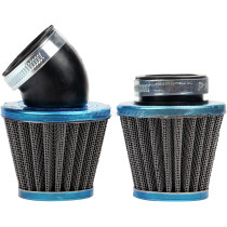 35-60MM Air Filter Black Fit For 50 110 125 140 150 200 250 300CC Pit Dirt Bike Motorcycle ATV Scooter