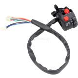 Handle Control Left Switch With Choke Lever 9 Wire 5 Function For Quad ATV Taotao Sunl Roketa Kazuma 110cc-250cc