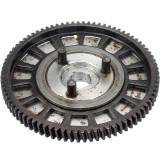 2-Stroke Motorized Bicycle Complete Clutch Bevel Wheel Assembly – Gas Bike Complete Clutch