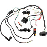 Complete Electrics Wiring Harness Spark Plug CDI Ignition Coil Kits For Chinese Dirt Bike 150cc 200cc 250cc Zongshen Loncin