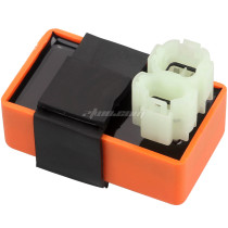 High Performance Racing AC Fired 6 Pin CDI Box for GY6 50cc 125cc 150cc Scooter Moped ATV Go Kart  Motorcycle Parts