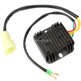 Voltage Regulator Rectifier For Honda ATV TRX300 FW FOURTRAX 300 4X4 1988-1992