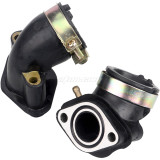 GY6 50cc 80cc 125cc 150cc Intake Manifold Pipe For Moped Scooter ATV Go Kart Engine Motorcycle Parts