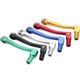 6 Color Folding Aluminum Gear Shift Lever For Motorcycle Pit Dirt Bike ATV 50cc-250cc Parts