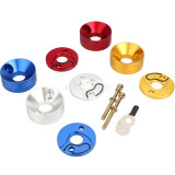 Intake Tube Connect Ring Pipe CNC for Air Filter 43cc 47cc 49cc 2 stroke Motorcycle ATV Quad Pocket Bike